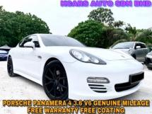 2014 PORSCHE PANAMERA PANAMERA 4 3.6 V6 NICE NUM PLATE FREE WARRANTY