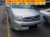 2011 TOYOTA HILUX 2.5G Diesel (CKD Local Spec)