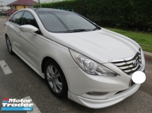 2013 HYUNDAI SONATA 2.0 (A) Full Spec Push Start Sunroof Paddle Shift Leather Seat Tip Top Condition