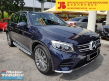 2017 MERCEDES-BENZ GLC GLC250 4MATIC FULL SPEC (A) Warranty till year 2022