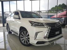 2015 LEXUS LX570 5.7 (A) HIGH SPEC