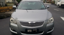 2008 TOYOTA CAMRY 2.4V Full Leather very good condition