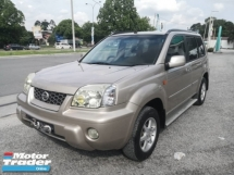 2005 NISSAN X-TRAIL 2.0 LUXURY SUPER TIPTOP