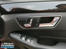 2015 MERCEDES-BENZ E-CLASS E250 AMG 4 CAMERA UNREGISTERED