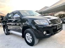 2014 TOYOTA HILUX 2.5 VNT TURBO (A) TIP-TOP CONDITION FREE COATING