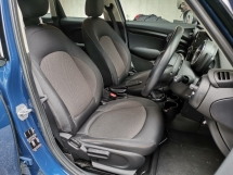 2016 MINI Cooper 1.5 TURBO 5 DOOR BLUE OFFER UNREG