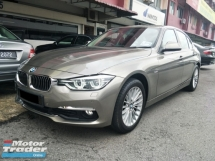 2017 BMW 3 SERIES 318i LUXURY FACELIFT