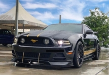 2012 FORD MUSTANG MUSTANG GT 5.0