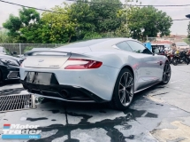 2013 ASTON MARTIN VANQUISH 6.0 V12 WELL MAINTAINED