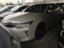 2016 TOYOTA CAMRY 2.5 Hybrid Luxury Facelift Under Warranty Until 2021