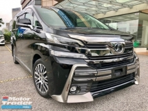 2016 TOYOTA VELLFIRE 3.5 ZAG JBL HT SR Pre Crash Unreg Sale Offer