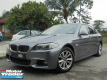 2010 BMW 5 SERIES 2.5 F10 M-Sport NAVI Front and Rear Camera Luxury LikeNEW