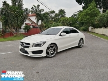 2015 MERCEDES-BENZ CLA 180 AMG JAPAN SPEC UNREGISTERED