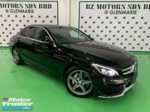 2015 MERCEDES-BENZ C-CLASS BUY&WIN C200 AMG TURBOCHARGED AIRMATIC DYNAMIC FREE 5 YEARS WARRANTY JAPAN UNREG