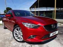2013 MAZDA 6 2.5 (A) SKYACTIV-G 1 CAREFUL OWNER GOOD CONDITION PROMOTION PRICE.