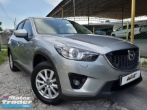 2014 MAZDA CX-5 2.5 (A) SKYACTIV-G 1 CAREFUL OWNER GOOD CONDITION PROMOTION PRICE.
