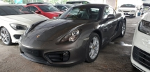 2016 PORSCHE CAYMAN CAYMAN ACTUAL YEAR MAKE 2016 NO HIDDEN CHARGES