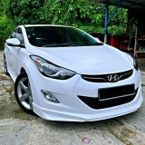 2014 HYUNDAI ELANTRA 1.8GLS SUNROOF PUSH START LEATHER SEAT CITY VIOS