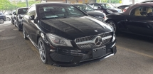 2016 MERCEDES-BENZ CLA 250 AMG JAPN SPEC ACTUAL YEAR MAKE 2016 NO HIDDEN CHARGES