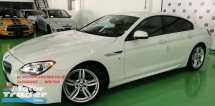 2014 BMW 640i 2014 BMW 640i MSPORT GRAN COUPE 3.0 TWIN POWER TURBO JAPAN SPEC UNREG SELLING PRICE RM 258000