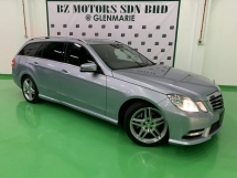 2013 MERCEDES-BENZ E-CLASS STATIONWAGON E250 WAGON AMG JAPAN UNREG