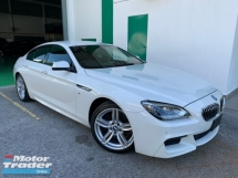 2014 BMW 640i Gran Coupe M-SPORT JAPAN UNREG