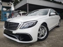 2014 MERCEDES-BENZ S-CLASS  S350D 3.0 (A) Turbo Diesel 284HP Unregistered