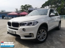 2015 BMW X5 3.0 (A) X DRIVE TURBO DIESEL Unregistered UK Imported