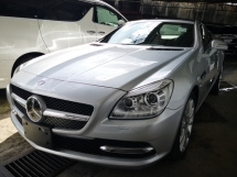 2015 MERCEDES-BENZ SLK SLK 200 AVANTGARDE JAPAN UNREG