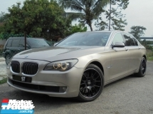 2008 BMW 7 SERIES 750Li 4.4 F02 M-Sport Sunroof 3Monitor NAVI Powerdoor VacuumDoor LikeNEW Reg.2012