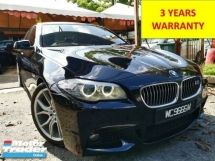 2010 BMW 5 SERIES 2010 Bmw 523i CBU 2.5 (A) F10 M-SPORT 1 LADY OWNER