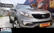 2015 KIA SPORTAGE 2.0 (A) SL EDITION !! FULL SERVICE RECORD BY NAZA KIA !! GENUINE ORIGINAL MILEAGE DONE ONLY 89, 231 KM !! DOHC 16 VALVE !! AWD NEW FACELIFT !! KEYLESS ENTRY / PUSH START / SUNROOF / MOONROOF AND ETC !! PREMIUM SUV FULL HIGH SPECS !! ( WX 6426 X ) 1 CAREFU
