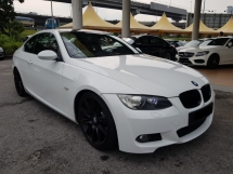 2007 BMW 3 SERIES 335I Twin Turbo SE Coupe (A)