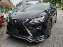 2016 LEXUS RX 200t 4WD F Sport Panoramic Roof Unregister 1 YEAR WARRANTY