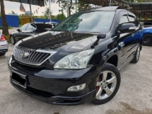 2012 TOYOTA HARRIER 240G PREMIUM L PACKAGE PANOMARIC ROOF POWER BOOT LEATHER SEAT HEATER SEAT ~FULL SPEC~ 2013 2011