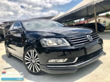 2013 VOLKSWAGEN PASSAT 1.8 TSI (A) SPORT VERSION LOCAL FULL SPEC FREE COATING