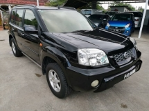 2004 NISSAN X-TRAIL 2.0 (A)  - Leather Seats