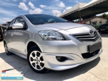2013 TOYOTA VIOS 1.5 (A) FACELIFT HIGH SPEC FREE COATING