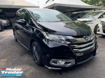 2014 HONDA ODYSSEY ABSOLUTE 4 CAMERA ,BLIND SPOT, LKA ,ELECTRIC 2014  UNREG