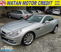 2015 MERCEDES-BENZ SLK 200 1.8 Convertible Unregister 1 YEAR WARRANTY