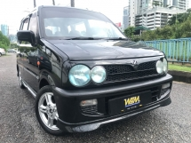 2007 PERODUA KENARI 1.0 (A) NURSE OWNER ORIGINAL PAINT LIKE NEW
