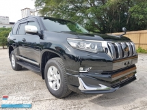 2017 TOYOTA LAND CRUISER PRADO 2.7L 2017 (UNREG) NEW FACELIFT HIGH SPEC