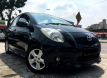 2007 TOYOTA YARIS 1.5 G (A) FULL BODYKIT