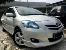 2009 TOYOTA VIOS 1.5S (AT) ONE OWNER TIP TOP