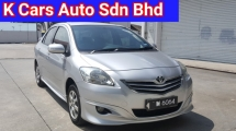 2013 TOYOTA VIOS 1.5E (AT) Facelift Black Interior Super Condition Confirm Never Accident Before No Repair Need Worth Buy