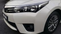 2015 TOYOTA ALTIS Toyota Altis 1.8 G Top spec