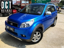 2011 TOYOTA RUSH 1.5S (AT) LOW MILEAGE ONE LADY MALAY OWNER
