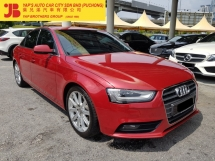 2015 AUDI A4 1.8 TFSI Warranty Till Year 2020 Feb (CBU)