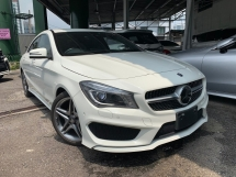 2015 MERCEDES-BENZ CLA 180 AMG SPORT EDITION ** NEW FACELIFT / PUSH START / MEGA SPEC ** FREE 3 YEAR WARRANTY ** BEST OFFER **