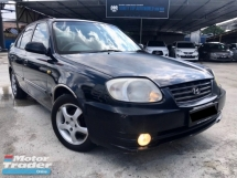 2005 HYUNDAI ACCENT 1.6 SGL SUPERB CONDITION - SMOOTH DRIVE  - ALL ORGINAL PART - MEGA SALE OFFER - NEGOTIABLE - DEAL SAMPAI JADI